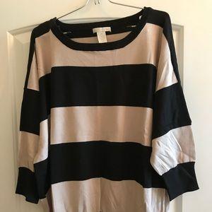 Design History sweater 2X, like new